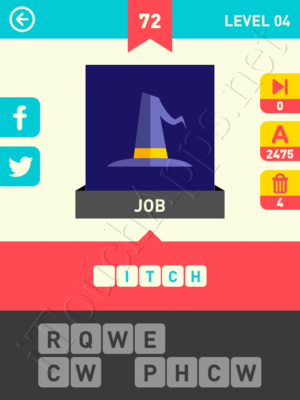 Icon Pop Word Level Level 4 Pic 72 Answer