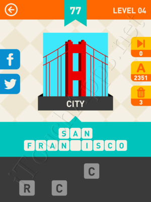 Icon Pop Mania Level 4 Pic 77 Answer