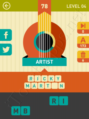 Icon Pop Song Level Level 4 Pic 78 Answer