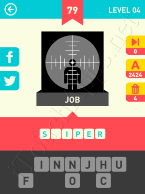 Icon Pop Word Level Level 4 Pic 79 Answer