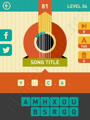 Icon Pop Song Level Level 4 Pic 81 Answer