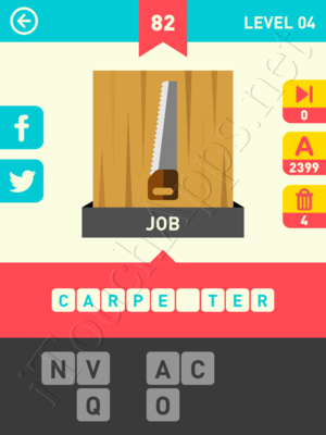 Icon Pop Word Level Level 4 Pic 82 Answer