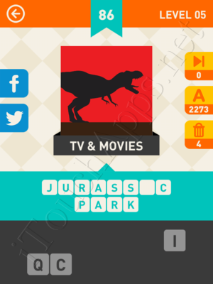 Icon Pop Mania Level Level 5 Pic 86 Answer