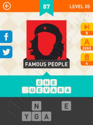 Icon Pop Mania Level Level 5 Pic 87 Answer