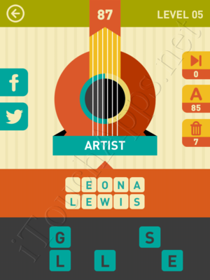 Icon Pop Song Level Level 5 Pic 87 Answer