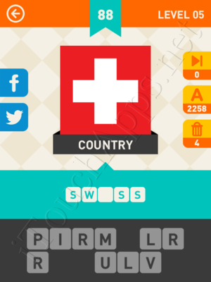 Icon Pop Mania Level Level 5 Pic 88 Answer