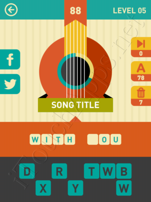 Icon Pop Song Level Level 5 Pic 88 Answer