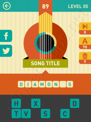 Icon Pop Song Level Level 5 Pic 89 Answer