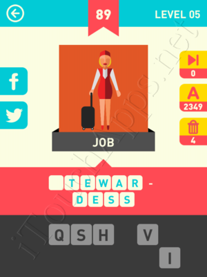 Icon Pop Word Level Level 5 Pic 89 Answer
