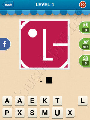 Hi Guess the Brand Level Level 4 Pic 90 Answer