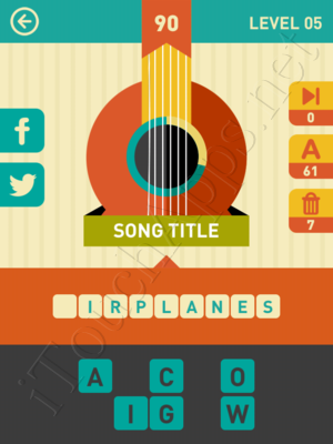 Icon Pop Song Level Level 5 Pic 90 Answer