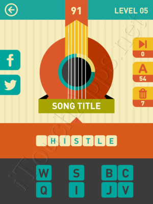 Icon Pop Song Level Level 5 Pic 91 Answer