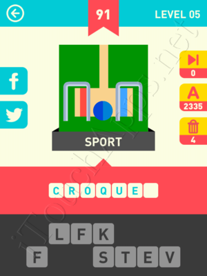 Icon Pop Word Level Level 5 Pic 91 Answer
