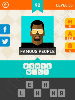 Icon Pop Mania Level Level 5 Pic 92 Answer