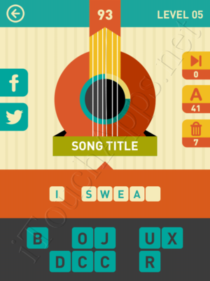 Icon Pop Song Level Level 5 Pic 93 Answer