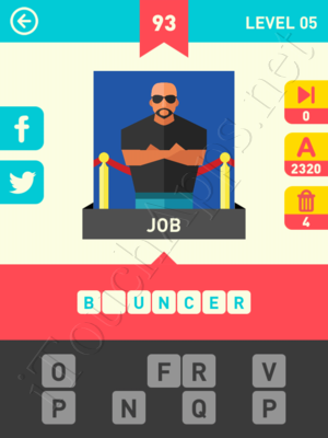 Icon Pop Word Level Level 5 Pic 93 Answer