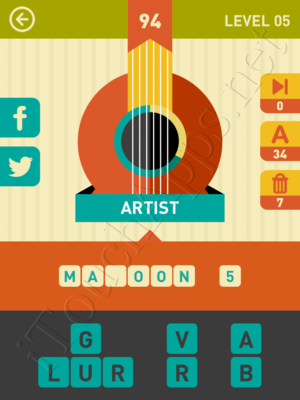 Icon Pop Song Level Level 5 Pic 94 Answer