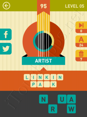 Icon Pop Song Level Level 5 Pic 95 Answer