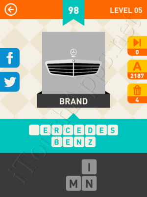 Icon Pop Mania Level Level 5 Pic 98 Answer