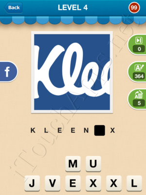 Hi Guess the Brand Level Level 4 Pic 99 Answer