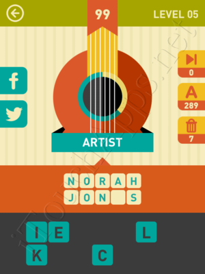 Icon Pop Song Level Level 5 Pic 99 Answer