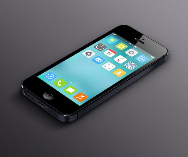 iOS Mockup