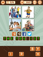 4 Pics 1 Song Level 13 Pic 5