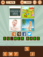4 Pics 1 Song Level 14 Pic 14