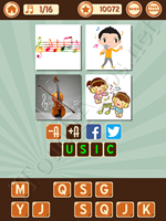 4 Pics 1 Song Level 16 Pic 1