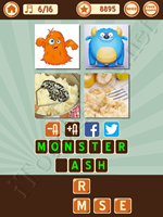4 Pics 1 Song Level 16 Pic 6