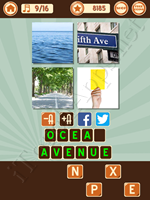 4 Pics 1 Song Level 16 Pic 9