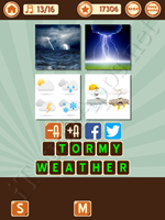 4 Pics 1 Song Level 18 Pic 13