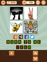 4 Pics 1 Song Level 2 Pic 14