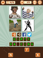 4 Pics 1 Song Level 20 Pic 14