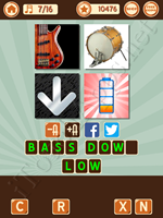4 Pics 1 Song Level 20 Pic 7