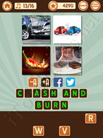 4 Pics 1 Song Level 21 Pic 13