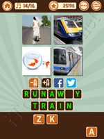 4 Pics 1 Song Level 23 Pic 14