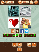 4 Pics 1 Song Level 24 Pic 16