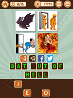 4 Pics 1 Song Level 25 Pic 8