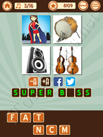 4 Pics 1 Song Level 3 Pic 3