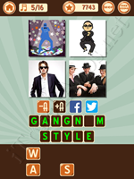 4 Pics 1 Song Level 3 Pic 5
