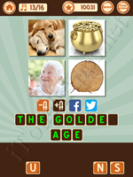 4 Pics 1 Song Level 33 Pic 13