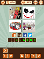 4 Pics 1 Song Level 33 Pic 14