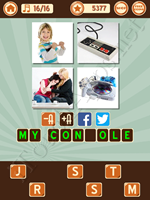 4 Pics 1 Song Level 34 Pic 16