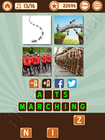 4 Pics 1 Song Level 37 Pic 13