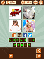 4 Pics 1 Song Level 38 Pic 14