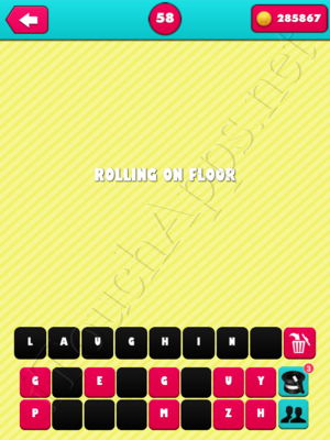 What the Riddle Level 58 Answer