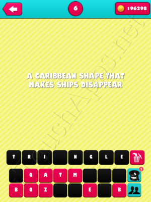 What the Riddle Level 6 Answer