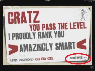 The Idiot Test 3 Level 7 Walkthrough - End