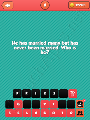 Riddle Me That Level 8 Answer